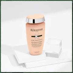 Shampoo para Cabelo Cacheado Curl Manifesto Kérastase Bain Hydratation Douceur