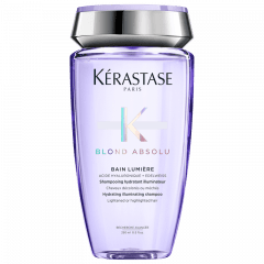 Shampoo para Cabelos Loiros Blond Absolu Bain Lumière Kérastase