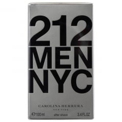 Loção Pós Barba 212 Men NYC Carolina Herrera