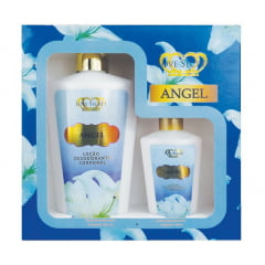 Kit Love Secret Belle Loção Desodorante Corporal 250 ml + Travel Size 60 ml