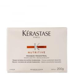 Máscara de Tratamento para Cabelos Ressecados Nutritive Masque Magistral