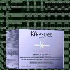 Máscara Desamareladora Blond Absolu Masque Ultra-Violet Kérastase