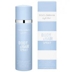 Perfume Feminino para Cabelo e Corpo Light Blue Dolce & Gabbana
