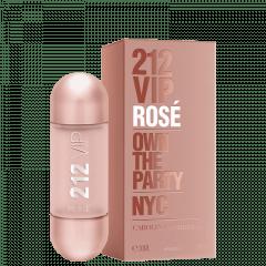 Perfume para Cabelo 212 VIP Rosé Carolina Herrera