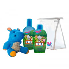 Kit Safari Hyppo Blue Delikad