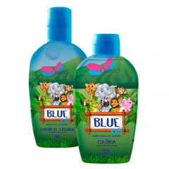 Kit Safari Hyppo Blue Delikad