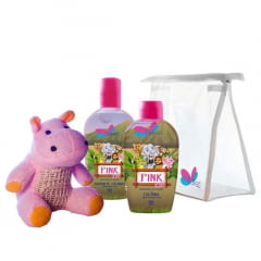 Kit Safari Hyppo Pink Delikad