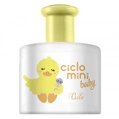 Perfume Infantil Ciclo Mini Baby Quequé Ciclo Cosméticos