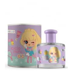 Perfume Infantil Feminino Ciclo Mini Cici Bela Ciclo Cosméticos