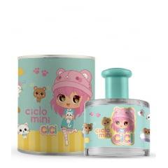 Perfume Infantil Feminino Ciclo Mini Cici Zoe Ciclo Cosméticos