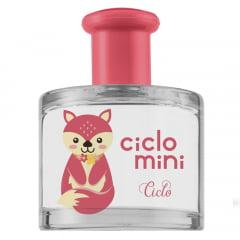 Perfume Infantil Feminino Ciclo Mini Raposete Ciclo Cosméticos