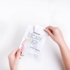 Máscara Hidratante para Mãos Escape & Joy Hand Mask Océane