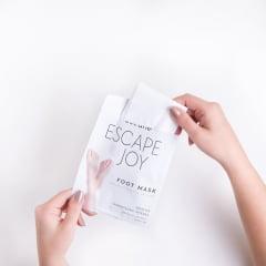 Máscara Hidratante para Pés Escape & Joy Foot Mask Océane