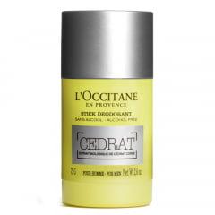 Desodorante para Homem Cedrat L'Occitane En Provence 75g