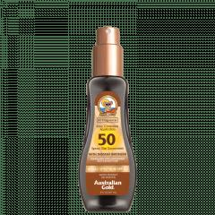 Protetor Solar em Spray Instant Bronzer SPF 50 Australian Gold