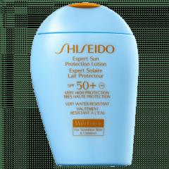 Protetor Solar Facial Expert Sun Protection Lotion para Peles Sensíveis e Crianças SPF 50+ Shiseido