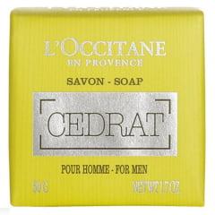 Sabonete para Homem Cedrat L'Occitane En Provence 50g