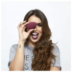 Esponja para Maquiagem Flat Blend Mariana Saad Océane