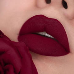Batom Líquido Red Rose Matte Bruna Tavares 4ml