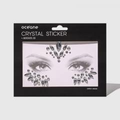 Adesivos 3D Crystal Sticker Océane