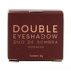 Duo de Sombras Double Eyeshadow Godness Mariana Saad Océane 4g