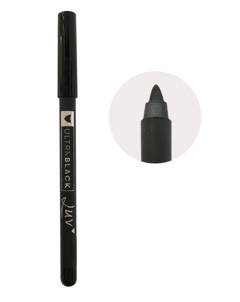 Lápis Delineador para Olhos à Prova D'água Luv Beauty 1,4g