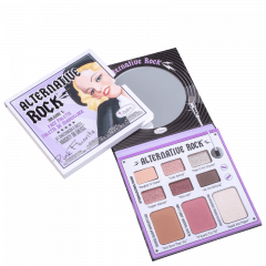 Paleta de Sombra Alternative Rock Vol 1 The Balm