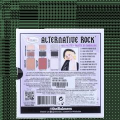 Paleta de Sombra Alternative Rock Vol 1 The Balm