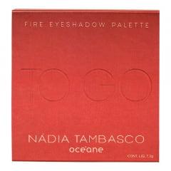 Paleta de Sombras To Go Nádia Tambasco Océane 7,2g