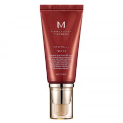 Base Líquida M Perfect Cover BB Cream Missha SPF 42 P+++ 50ml
