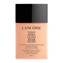 Base Líquida Teint Idole Ultra Wear Nude SPF19 Lancôme 40ml