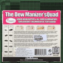 Iluminador Líquido The Dew Manizer'sQuad The Balm