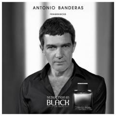 Perfume Masculino Black Seduction For Men Antonio Banderas Eau de Toilette