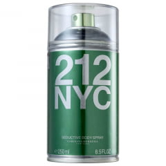 Body Spray Feminino 212 NYC Seductive Carolina Herrera