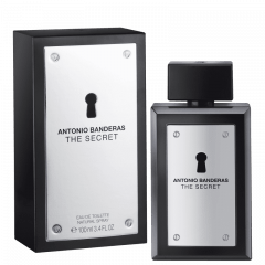 Perfume Masculino The Secret Antonio Banderas Eau de Toilette