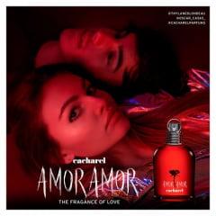 Perfume Feminino Amor Amor Cacharel Eau de Toilette