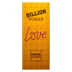 Perfume Feminino Billion Woman Love Paris Elysees Eau de Toilette