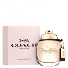 Perfume Feminino Coach Woman Coach Eau de Parfum