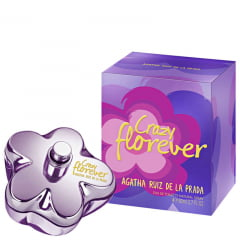 Perfume Feminino Crazy Florever Agatha Ruiz de La Prada Eau de Toilette