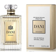 Perfume Feminino Dani For Women New Brand Eau de Parfum
