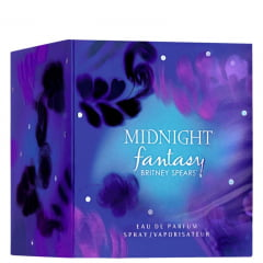 Perfume Feminino Fantasy Midnight Britney Spears Eau de Parfum