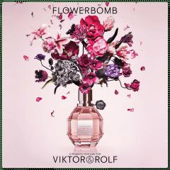 Perfume Feminino Flowerbomb Viktor & Rolf Eau de Parfum