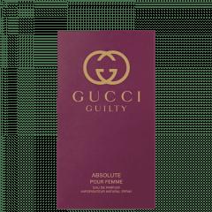 Perfume Feminino Gucci Guilty Absolute Pour Femme Gucci Eau de Parfum