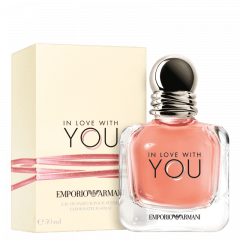 Perfume Feminino In Love Whith You Giorgio Armani Eau de Parfum