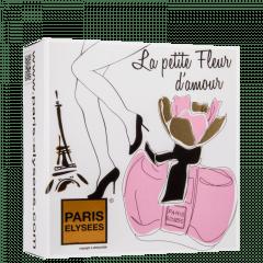 Perfume Feminino La Petite Fleur D'amour Paris Elysees Eau de Toilette