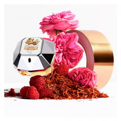 Perfume Feminino Lady Million Lucky Paco Rabanne Eau de Parfum