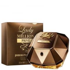 Perfume Feminino Lady Million Privé Paco Rabanne Eau de Parfum