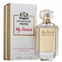 Perfume Feminino My Brand New Brand Eau de Parfum
