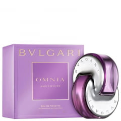 Perfume Feminino Omnia Amethyste Bvlgari Eau de Toilette