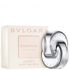 Perfume Feminino Omnia Crystalline Bvlgari Eau de Toilette